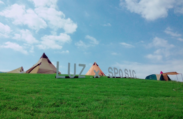 LUZ×SPOSIC  FUTEBOLiSTA Beach Camp