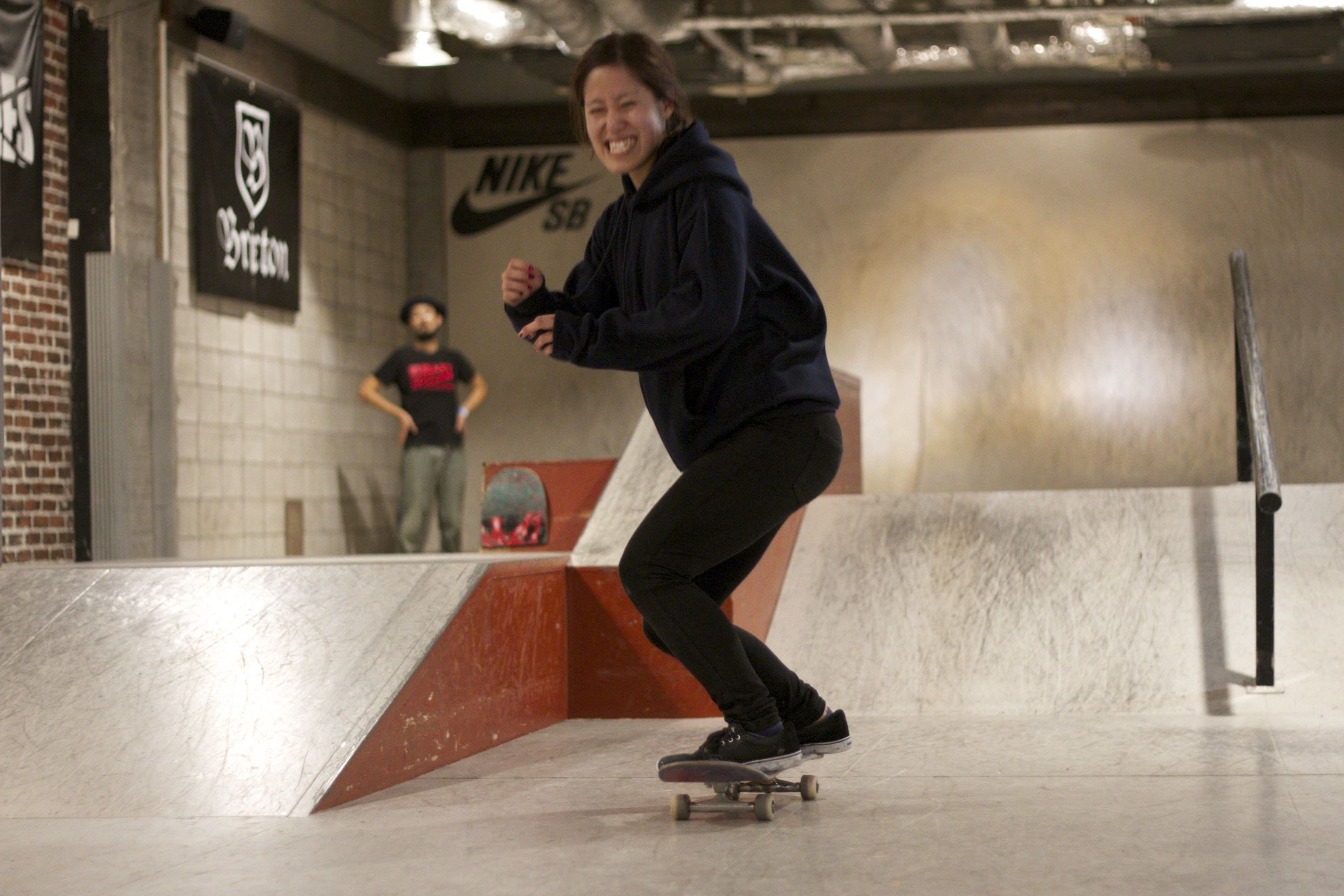 Thursday Ladies Skaters Night