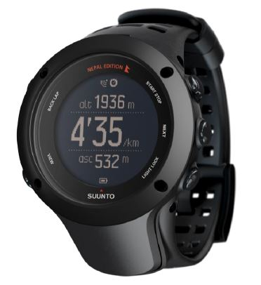 SUUNTO 「AMBIT3 PEAK NEPAL EDITION」数量限定販売中!