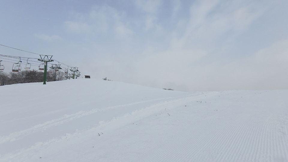 2017年スノーボード展示会&神鍋に待望の降雪!