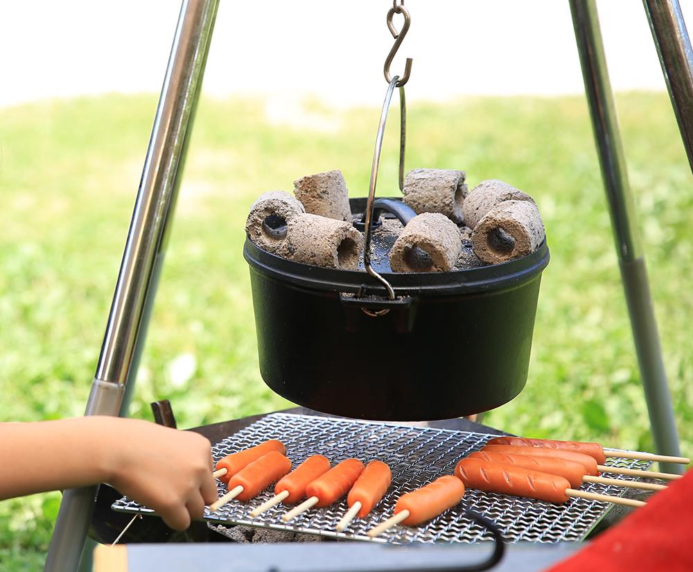 炭で肉を焼くだけがBBQじゃない!ダッチオーブン調理が素晴らしい理由