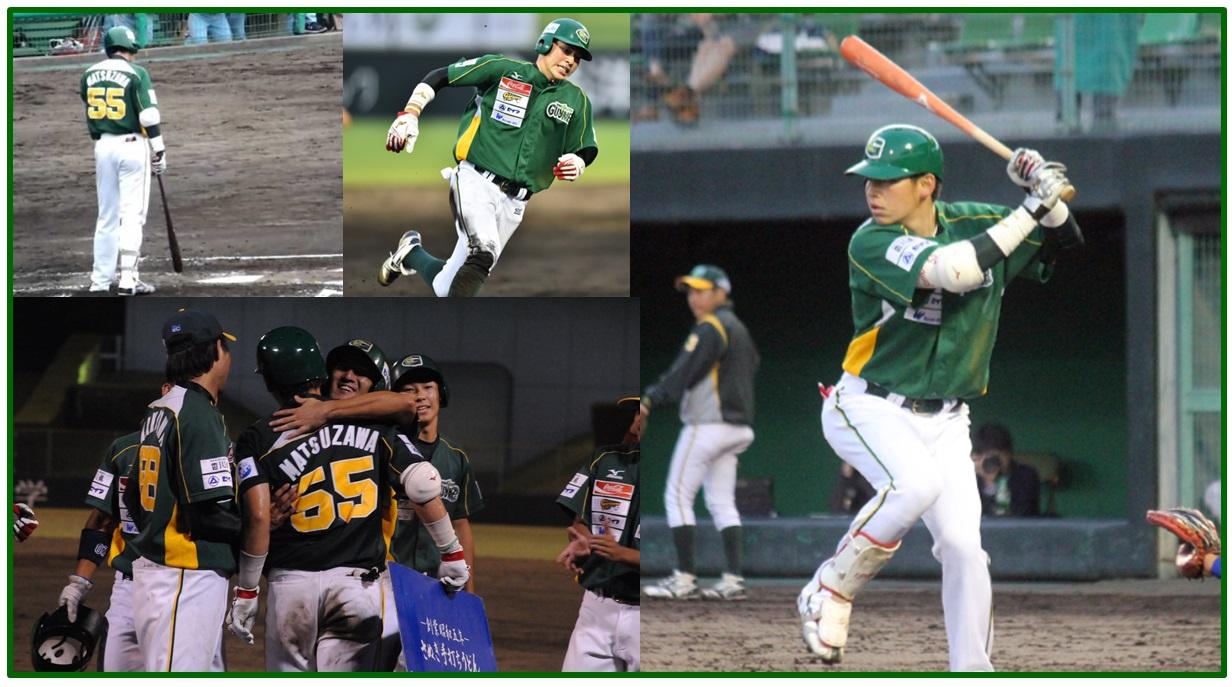 香川オリーブガイナーズ松澤選手!スポタカ野球コーナーにてグラブオーダー!