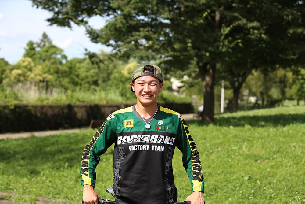 スポタカ契約BMXライダー池上泰地が全日本選手権に出場!