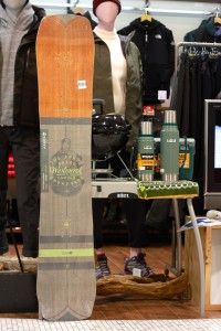ARBOR Snowboards WESTMARK CAMBERは凄かった!