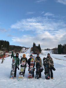 スポタカスタッフ今年もスノーボーディング始めました!