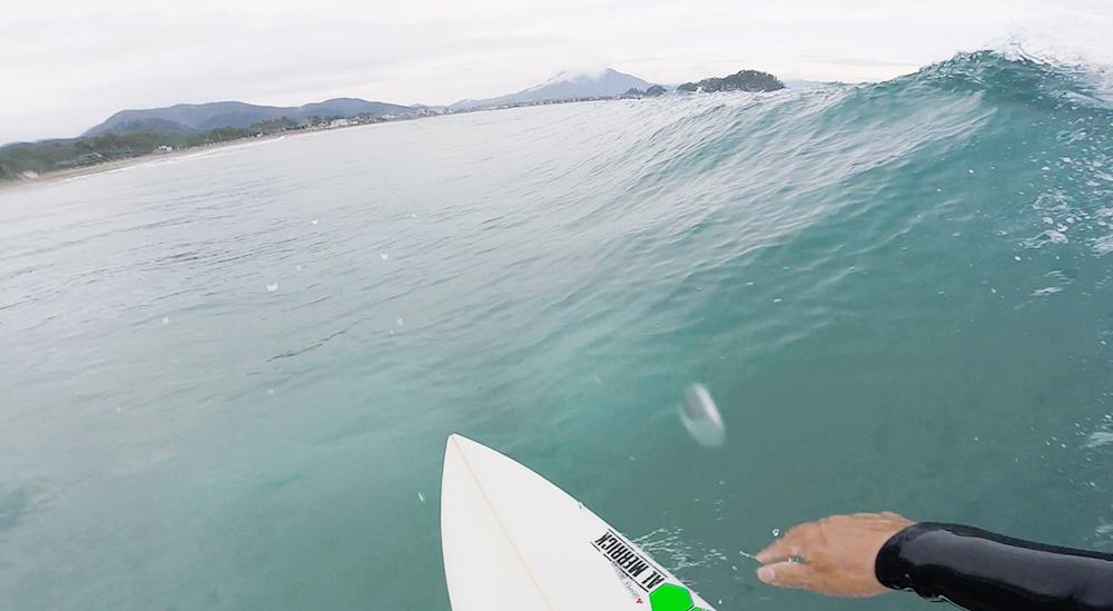 日本海12月のサーフィンってどうなの?