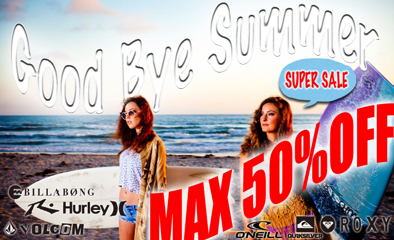☆Good Bye Summer SALE☆