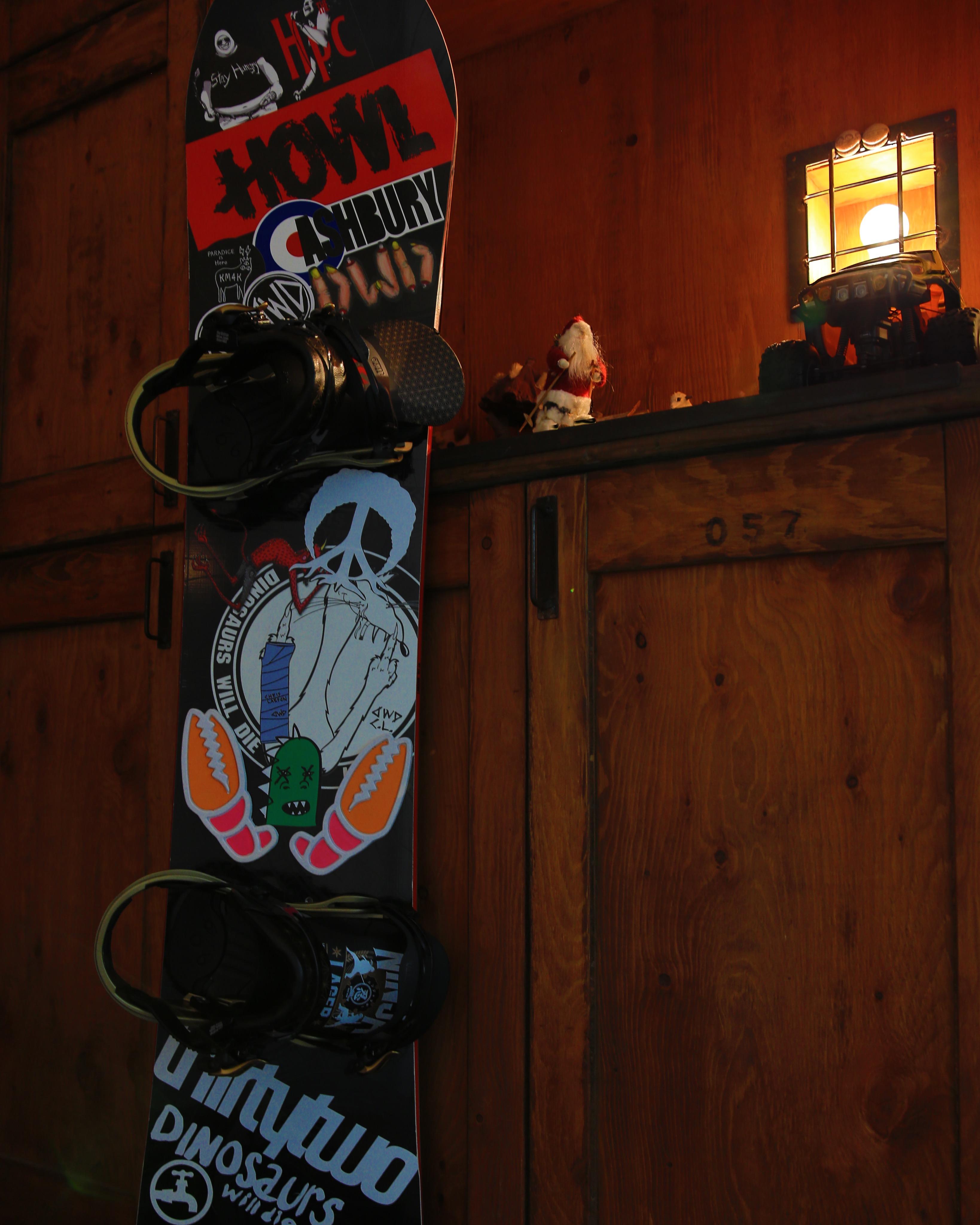 僕がこのスノーボードを選ぶ理由