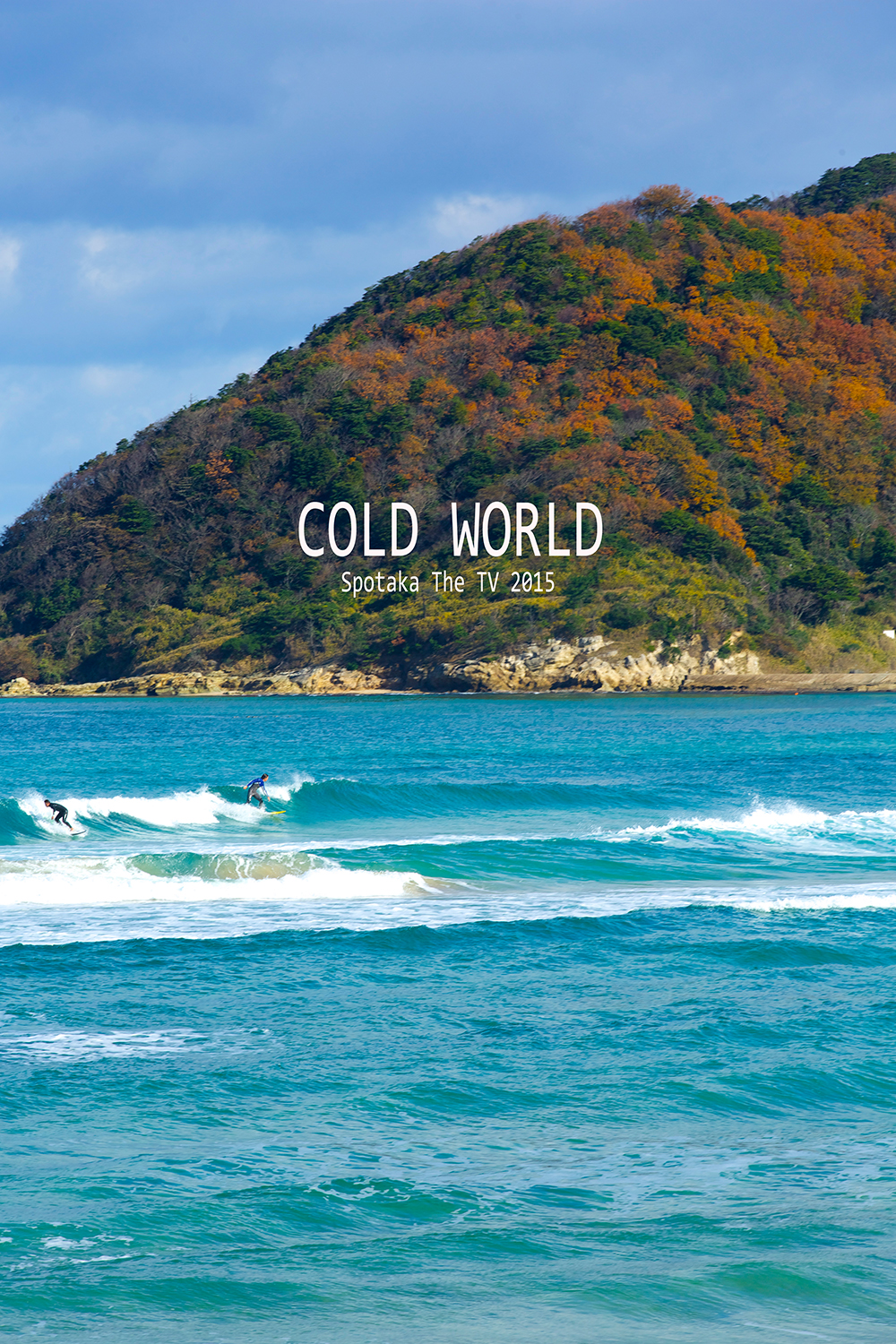 "SPOTAKA THE TV 2015 ""COLDWORLD""  VOL03 endless summer"