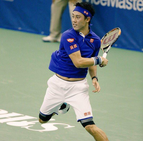 錦織圭がメンフィス・オープン決勝で勝利 大会史上初の4連覇達成