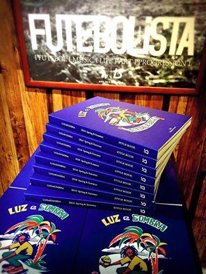 LUZ 2016spring&summer stylebook 到着‼