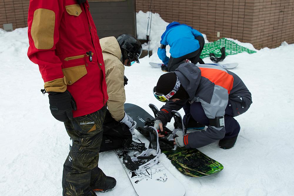 3月6日(日)SBJ ON SNOW FES 試乗するならこれだ!