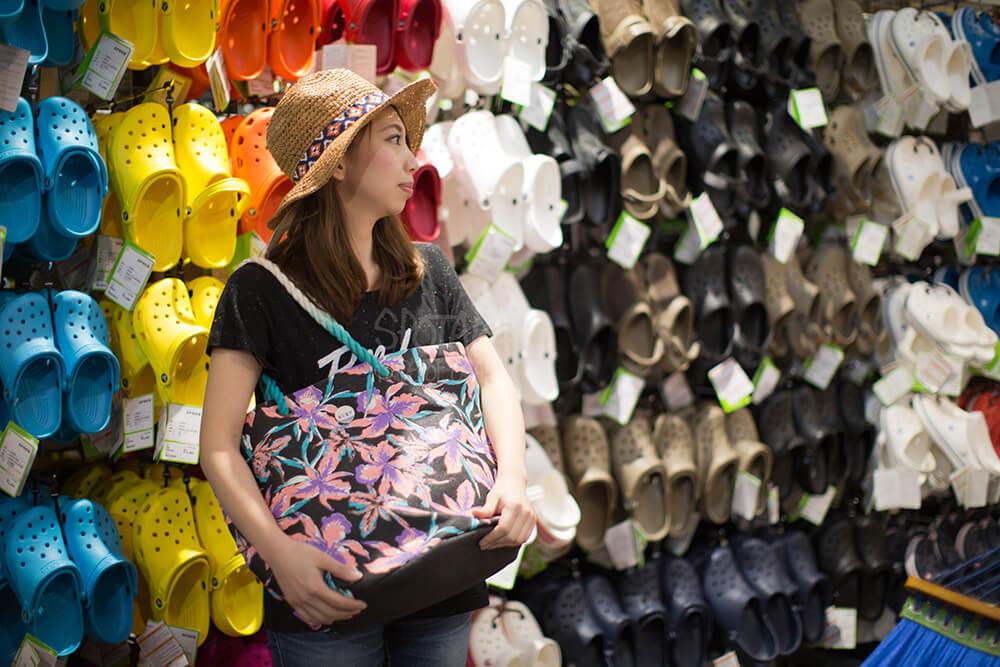 ☆オーシャンマインドな夏のファッション☆今年はトロピカルなNEFFにします。