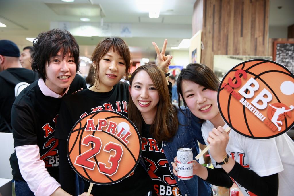 """SBBC Spotaka Basketball Club""これがホンマのバスケショップ!"