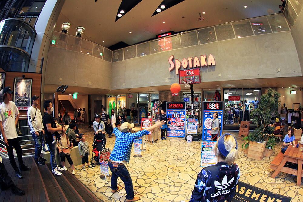 ☆バスケコーナーリニューアルオープン記念フリースロー大会☆