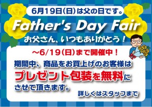 Father's Day Fair