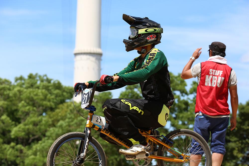 スポタカ契約BMXライダー池上泰地が全日本選手権に出場!パート2