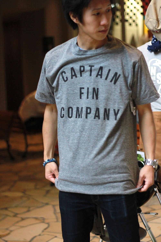 カリフォルニアのオシャレな人はだいたい着ているブランドCAPTAIN FINの新作が到着