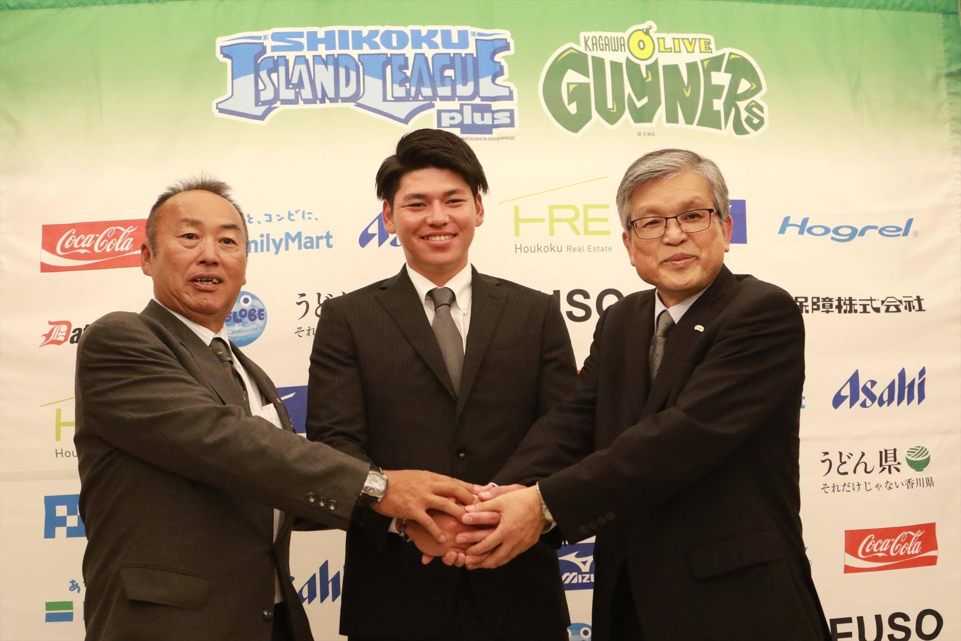 おめでとう!いつもスポタカをご利用いただいている、香川OG・松澤選手がジャイアンツよりドラフト指名されました!