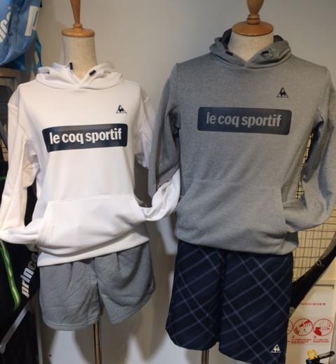 ルコックのテニスウェアでペアルックコーデいかがですか♡?