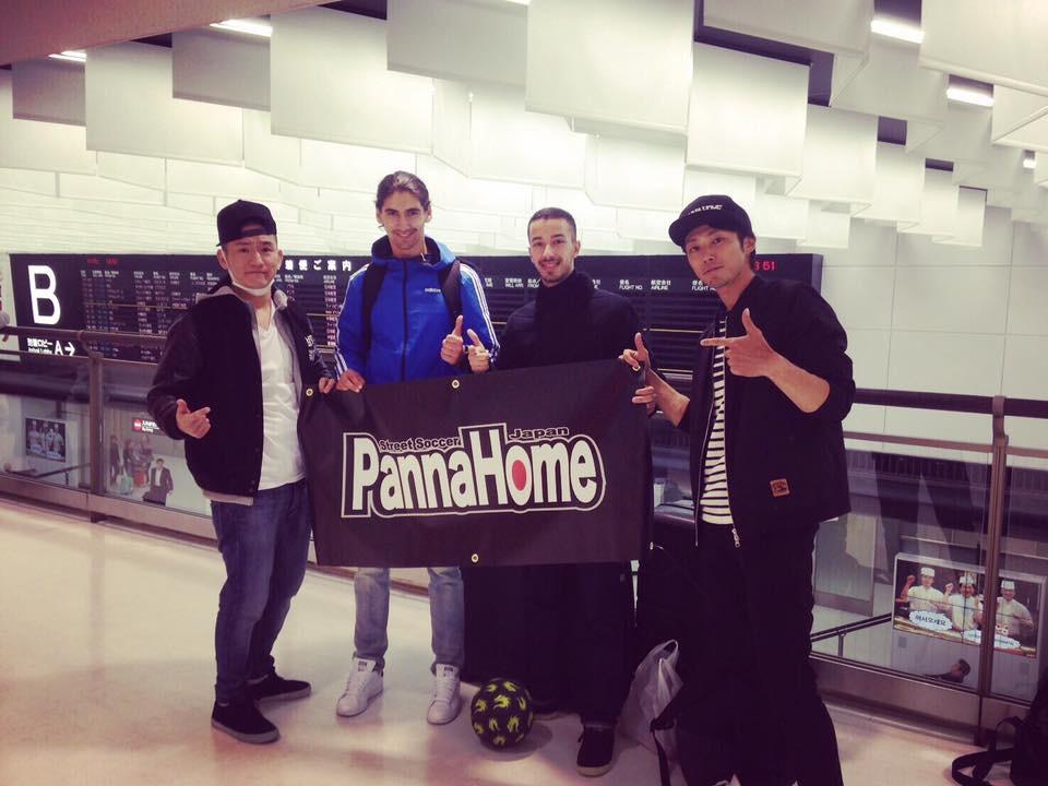PANNA世界トップの技を体感!