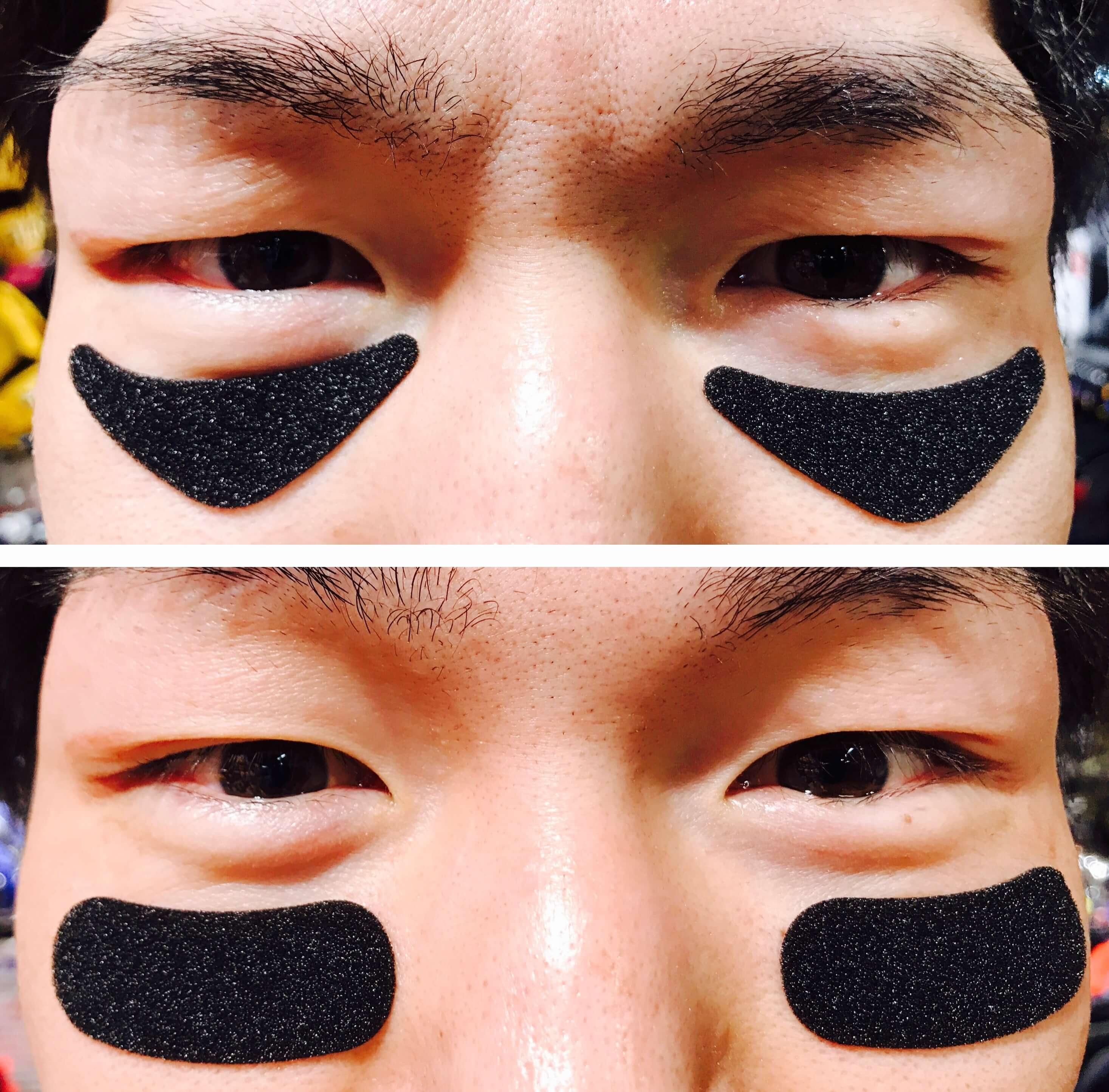 野球選手が試合中に目の下黒くしてるのって何でか知ってますか? まぶしさを減らすためなんです! その商品こそがEYEBLACK アイブラック!
