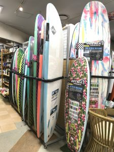 「大人気ソフトボード」CATCH SURFが今年も入荷してまいりました〜