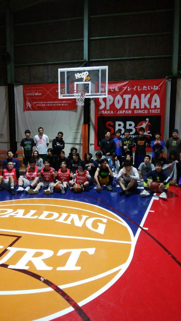 SPOTAKA×AKTR Sports Supply Basket PICKUP GEME 開催!