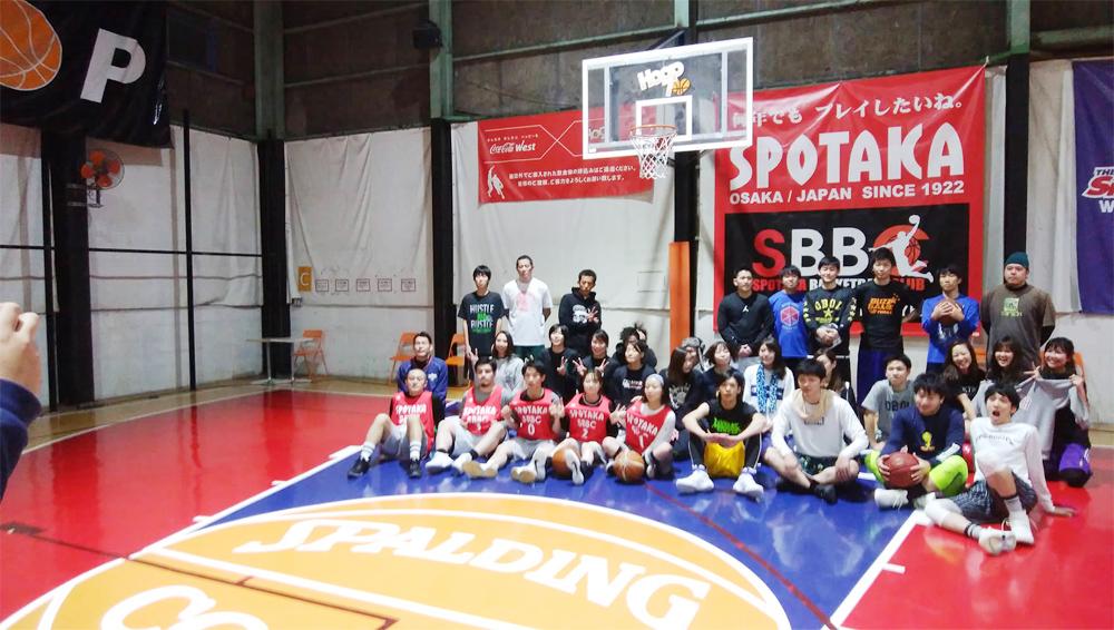 11/22 S.B.B.C.バスケ練習会を開催しました!(次回は12/20)