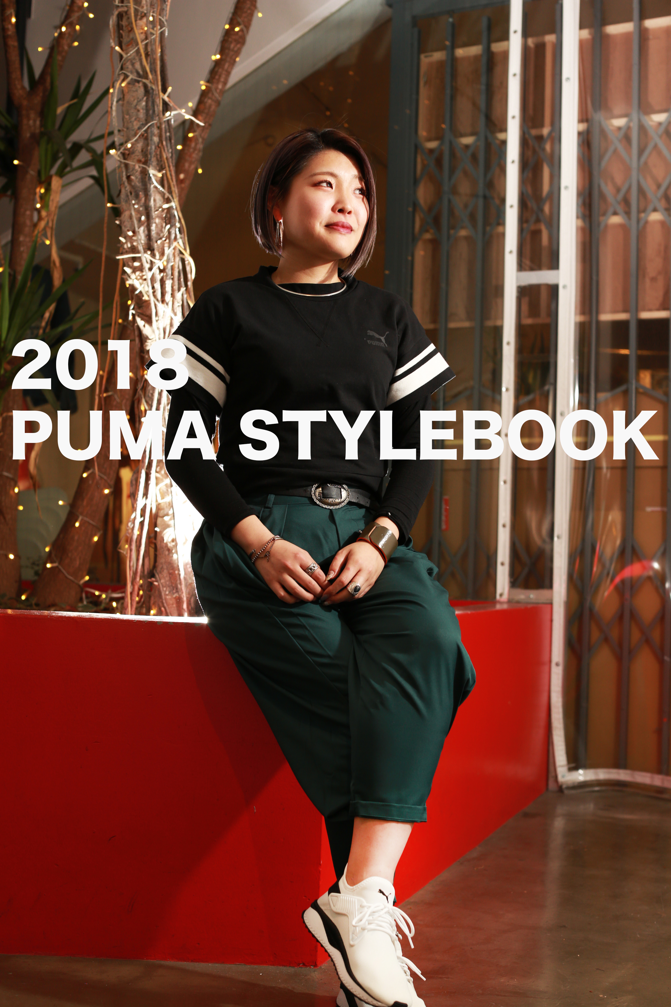 2018 PUMA STYLE BOOK