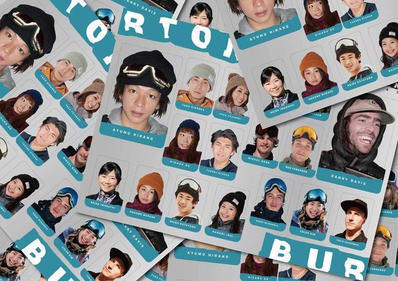 ついに解禁しました!2018-2019スノーボードシーズン開幕 BURTON平野歩夢のステッカープレゼント!