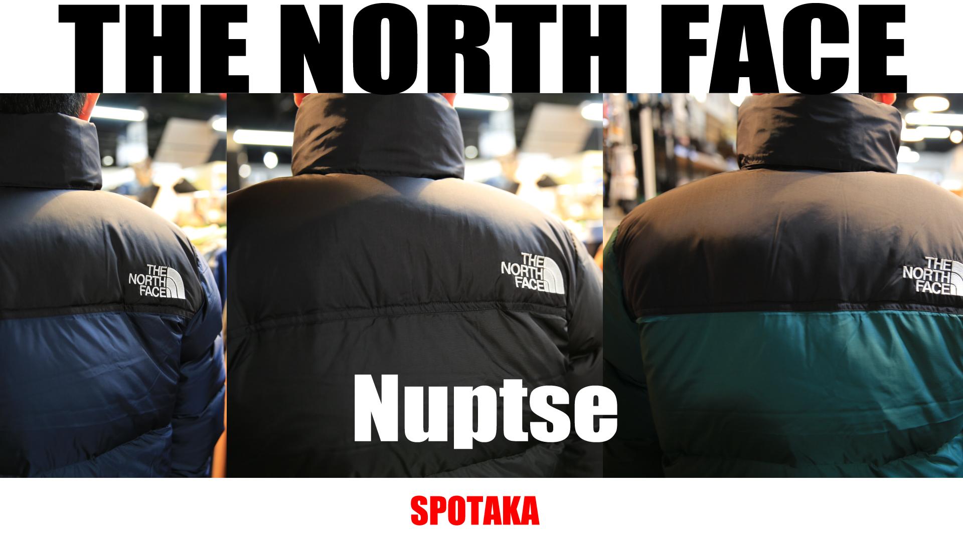 THE NORTH FACE  Nuptse Jacket / ND91841 明日10日販売開始いたします