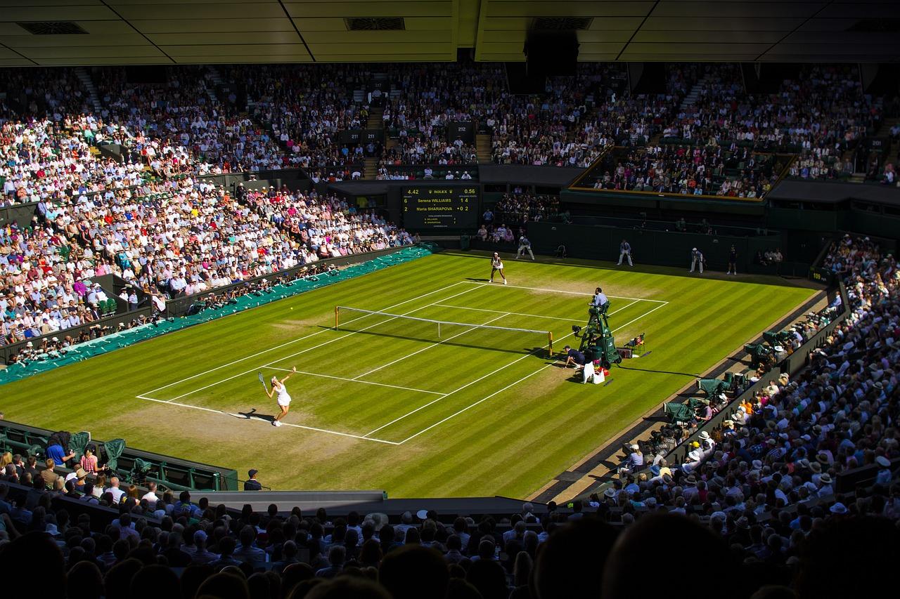 テニスの全英オープンは下着まで白色をつけないといけないのは本当!?意外にもあの理由が??