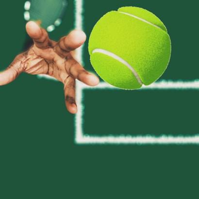 サービスエースが狙える!テニスのサーブ練習方法
