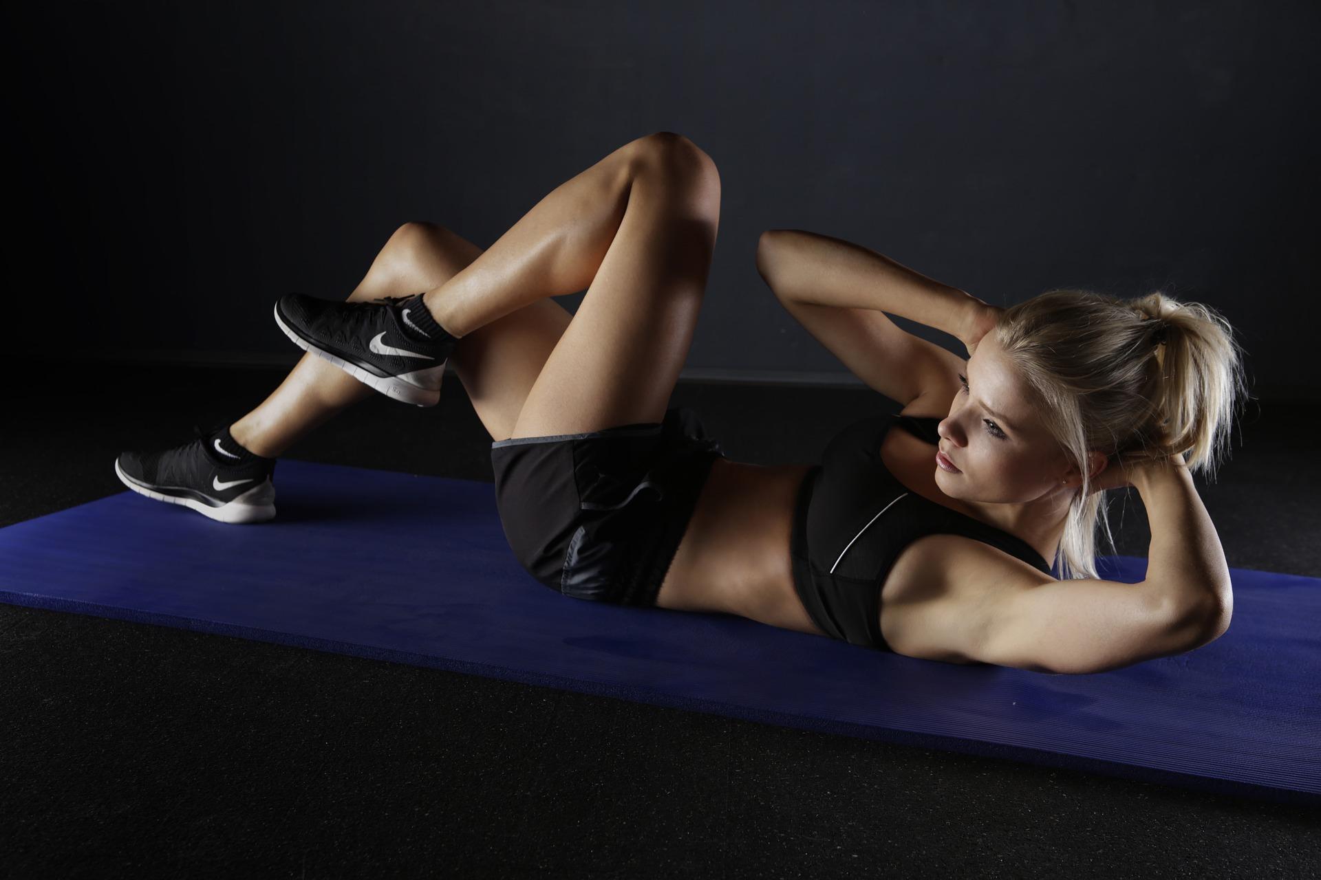 トレーニング中、鍛える筋肉の順番は?