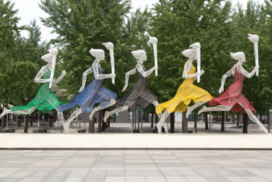 『2020東京オリンピック』聖火ランナーになれる!詳細と応募方法について