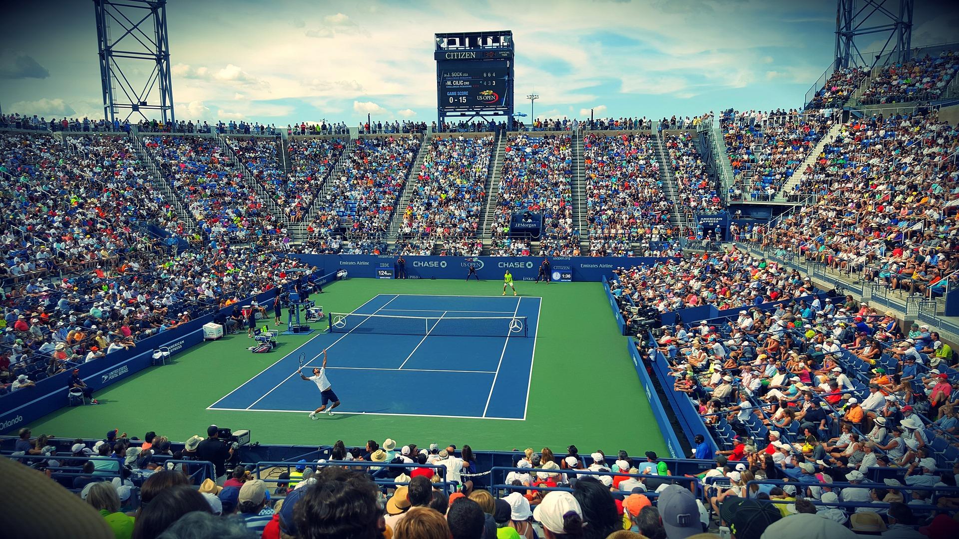 テニスの観戦が楽しくなる!【ルールと観戦のポイント】