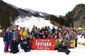 SNOWBOARD  SPOTAKA BUS TOUR2020  開催致します!