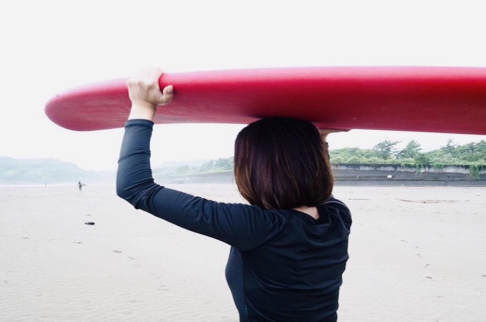 スポタカNo,1アクティブガール!美人SURFスタッフ紹介します!
