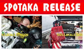 リリース情報更新「FISHING×SKATE×JOURNAL STANDARD relume」にスポタカが参戦!